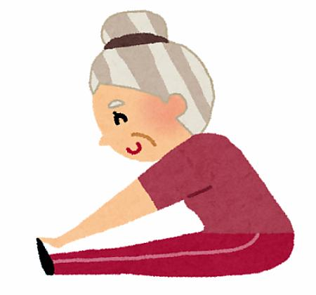 stretch_old_woman
